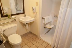 Deluxe Queen Room with Two Queen Beds with Roll-In-Shower - Non-Smoking/Disability Access