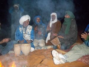 Marhaba Camp, Camel & Sandboarding, Luxury tents  Merzouga - big - 38