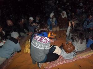 Marhaba Camp, Camel & Sandboarding, Luxury tents  Merzouga - big - 71