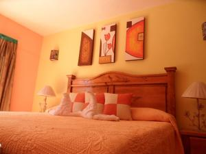 Casa Virgilios B&B, Bed & Breakfast  Nuevo Vallarta  - big - 19