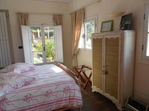 Chambre d'hôtes de charme La Belle Vue, Panziók  Roquebrune-Cap-Martin - big - 12
