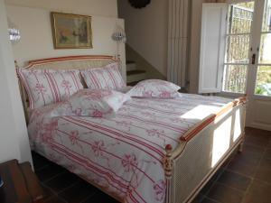 Chambre d'hôtes de charme La Belle Vue, Panziók  Roquebrune-Cap-Martin - big - 13