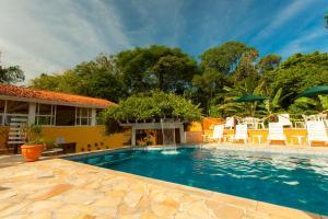 Hotel Ilhasol, Hotely  Ilhabela - big - 34