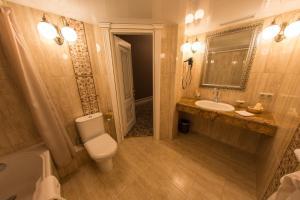 Business club hotel RAZUMOVSKY, Szállodák  Omszk - big - 71