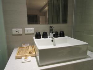 Via Loft Hotel, Szállodák  Tajpej - big - 2