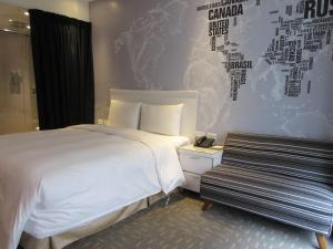 Via Loft Hotel, Hotely  Tchaj-pej - big - 35