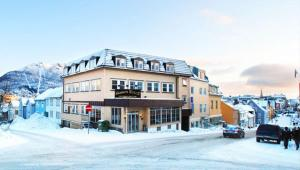 Skansen Hotel, Hotely  Tromsø - big - 27