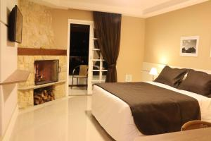 Double Room with Terrace and Spa Bath
