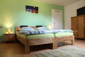 Haus Gretchen Alpen, Гостевые дома  Ксантен - big - 51