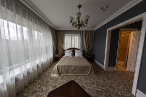 Business club hotel RAZUMOVSKY, Szállodák  Omszk - big - 8