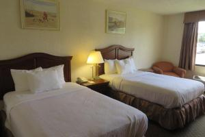 Superior Double Room with Two Double Beds - Non-Smoking