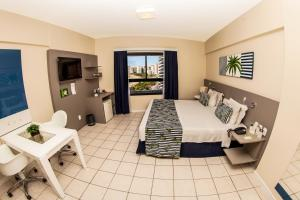 Executive Double Room with Side Sea View