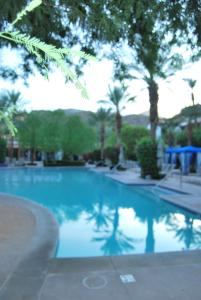 Two Story Three-Bedroom Townhouse Unit 365 by Reynen Luxury Homes, Holiday homes  La Quinta - big - 38
