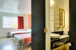Deluxe-dobbeltværelse med 2 dobbeltsenge