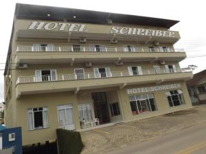 Hotel Schreiber, Hotely  Rio do Sul - big - 27
