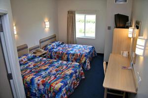 Standard Double Room with Two Double Beds Non-Smoking