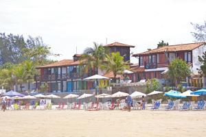 Chez Pitu Praia Hotel, Отели  Бузиус - big - 105