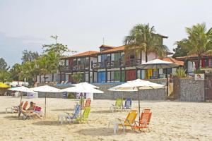 Chez Pitu Praia Hotel, Отели  Бузиус - big - 80