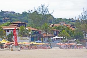Chez Pitu Praia Hotel, Отели  Бузиус - big - 106