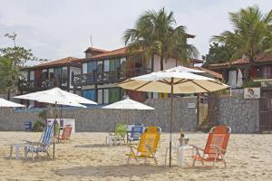 Chez Pitu Praia Hotel, Отели  Бузиус - big - 107