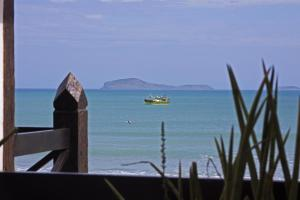 Chez Pitu Praia Hotel, Отели  Бузиус - big - 121