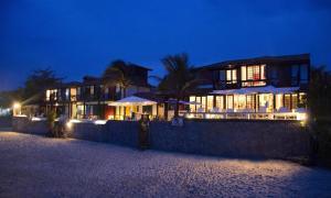 Chez Pitu Praia Hotel, Отели  Бузиус - big - 94