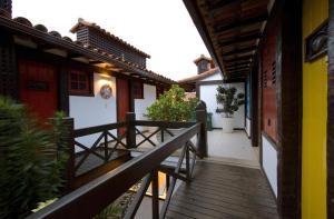 Chez Pitu Praia Hotel, Отели  Бузиус - big - 95