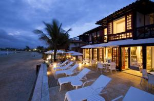 Chez Pitu Praia Hotel, Отели  Бузиус - big - 99