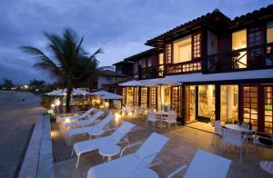 Chez Pitu Praia Hotel, Отели  Бузиус - big - 100