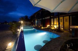 Chez Pitu Praia Hotel, Отели  Бузиус - big - 102