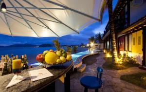 Chez Pitu Praia Hotel, Отели  Бузиус - big - 103