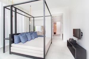Dvoupodlažní apartmá