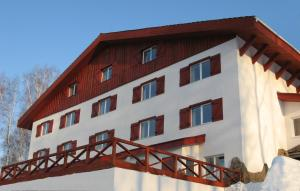 33 Bears Hotel, Hotels  Novoabzakovo - big - 48