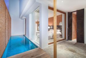 Apartmá se soukromým bazénem