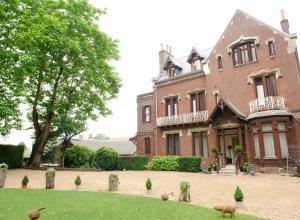 Chambres d'Hôtes - Villa Ariane, Bed and Breakfasts  Honfleur - big - 41