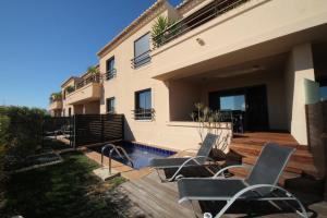 Mar da Luz, Algarve, Apartmány  Luz - big - 2