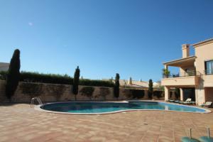 Mar da Luz, Algarve, Apartmány  Luz - big - 6