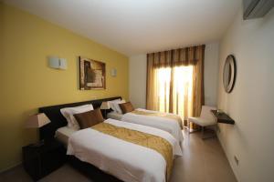 Mar da Luz, Algarve, Appartamenti  Luz - big - 8