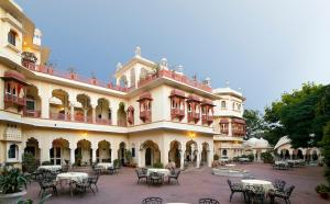 Alsisar Haveli - Heritage Hotel, Hotely  Jaipur - big - 62