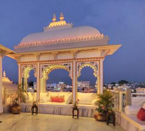 Udai Kothi, Hotel  Udaipur - big - 14