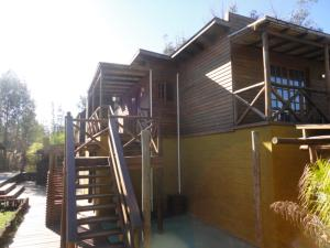 Complejo del Barranco, Lodges  La Pedrera - big - 11