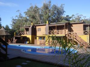 Complejo del Barranco, Lodges  La Pedrera - big - 19
