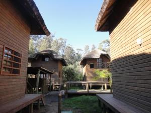 Complejo del Barranco, Lodges  La Pedrera - big - 31