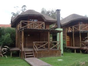 Complejo del Barranco, Lodges  La Pedrera - big - 37