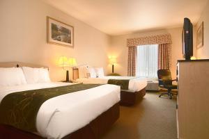Comfort Inn & Suites Airport Reno, Szállodák  Reno - big - 6