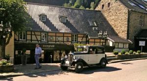 Waldhotel im Wiesengrund, Szállodák  Hürtgenwald - big - 7