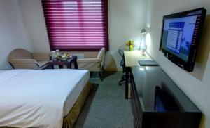 Changwon Hotel, Szállodák  Cshangvon - big - 6