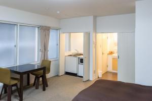 Frame Hotel Sapporo, Hotel low cost  Sapporo - big - 25