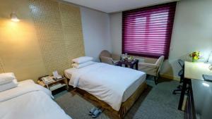 Changwon Hotel, Szállodák  Cshangvon - big - 4