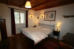 B&B Villa Dolomites Hut, Bed & Breakfast  San Vigilio Di Marebbe - big - 6